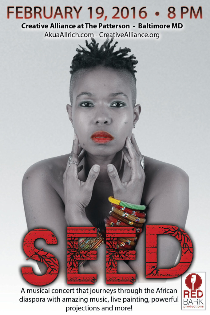SEED 2016 front